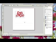 """Converting cutting files for the Brother ScanNCut & """"Scan to Cut Data"""" video part1"""
