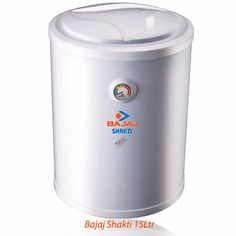 Lowest online price @ shopbychoice   List price :- Rs. 6,600/-  Expected price:- Rs. 5,799  Discount :- 12% off  Save :- Rs.- 801/- Features :-   1. Glasslined Coated  2. Inner Tank Suitable for High Pressure and Pressure Pump Installations 3. 5 Star Rated  4. Rated Pressure 0.70 MPA  5. Salt filtration system protects element from corrosion  http://www.shopbychoice.com/bajaj-shakti-15ltr-v-glass-lined-storage-water-heater/p/TXprME5UST0