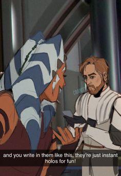Star Wars Clone Wars, Star Wars Rebels, Star Trek, Disneysea Tokyo, Star Wars Personajes, Star Wars Jokes, Star Wars Fan Art, Star Wars Gifts, Love Stars