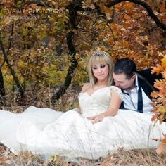 Catalina and Cristi's after the wedding photo session, in a special late October location. Foto: Anamiela Event Photography & Vlad Vicol
