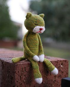 Amineko = Crochet Cat