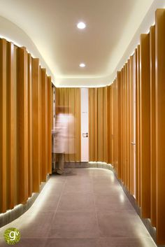 Gabriel Verd Gallego, Jesús Granada · Andalusian Ophthalmological Institute and Dental Clinic Dental, Design Guidelines, Other Space, Granada, Wooden Slats, Indoor Activities, Clinic, Facade, The Neighbourhood