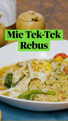 Seafood Recipes, Cooking Recipes, Mie Goreng, Tastemade Recipes, Easy Japanese Recipes, Cooking Ingredients, Indonesian Food, Diy Food, Food Videos
