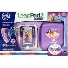 Leap pad 2 princess edition.. Addilyn valentines day present? ;)