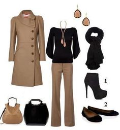 Dress it up with heels or low with flats, this look works both day or night!
