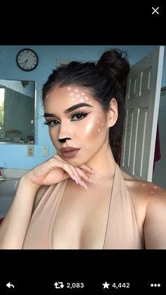 Bambi for Halloween