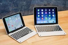 Best iPad Air 2 Keyboard Cases. Turns your iPad into a laptop.