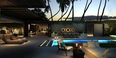 Oceanami Villa's
