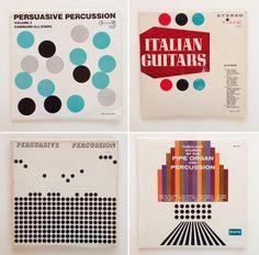 design inspiration / vintage album covers
