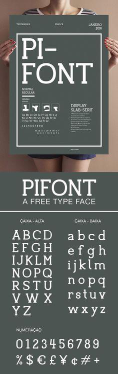 pifont free font