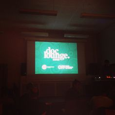 Ready for #DocLounge at #studenterhus #odense #improveverywhere #wecausescenes #thisisodense