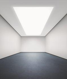 Pannello per controsoffitto con illuminazione integrata Philips OneSpace luminous ceiling by Philips Large Luminous Surfaces
