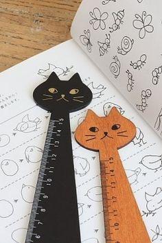 Little Cat Rulers :)