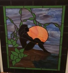 Stained Glass by Rosemary Doran - Arts & Crafts Ideas Rapid Resizer, Stencil Painting, Pencil Drawings, Stained Glass, Stencils, Arts And Crafts, Artist, People, Projects