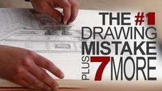 8 drawing mistakes made by beginners and how you can avoid them.