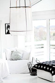 Design, Furniture and Decorating Ideas home-furniture. Scandinavian Interior, Home Interior, Interior Design, Scandinavian Style, Living Room Designs, Living Spaces, Living Room Decor, Black And White Interior, Black White