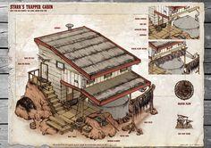 Feng Zhu Design: FZD Term 3 Student Work (Mid-Term Designs)