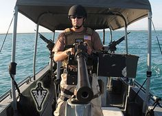ATT-Tactical in the USCG Men In Uniform, Forensics, Law Enforcement, Shotgun, Military, Police, Shotguns, Military Man, Army