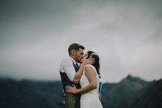 Laura & Damian's elopement - Isle of Skye, Scotland | Flickr by Joanna Kitchener