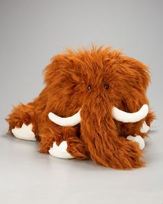 Truffle Wooly Mammoth by jellycat: Extinct elephant + Jellycat = Awesome! #Plushie #Wooly_Mammoth