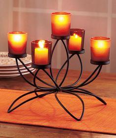 Lotus Flower Hippie Boho Bohemian Modern Metal Metalwork Amber Colored Glass Candleholder Votive Tea Light Centerpiece Home Table Decor http://4rissa.storenvy.com/collections/652138-home-decor/products/6608587-blue-amber-colored-glass-lotus-flower-tea-light-votive-candle-holder-cente