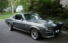 '67 Shelby GT 500
