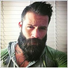 Beards have always been an important part of men' grooming. Contemporary hair style with the proper beard not only portrays a person's personality but also enhances his looks and charms such as beard styles for men.