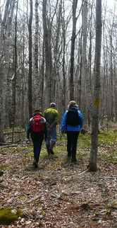 Check out the new Door County Land Trust app that provides directions to and maps for 13 of the Land Trust nature preserves.
