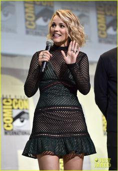Benedict Cumberbatch & Rachel McAdams Take 'Doctor Strange' to Comic-Con 2016!