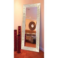 howard elliott doyle oversized full length mirror 36w x 84h - Wood Frame Full Length Mirror