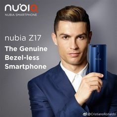 Nubia Z17 with bezel-less display, Snapdragon 835, 8GB RAM, dual rear cameras announced