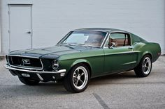 1968 Ford Mustang Fastback By Revology Ford Mustangs, 1968 Ford Mustang Fastback, Mustang Cars, 1968 Bullitt Mustang, Mustang Old, Vintage Mustang, Carros Retro, Carros Vintage, Corvette Cabrio