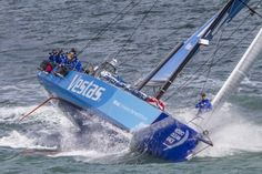 Ainhoa Sanchez / Volvo Ocean Race
