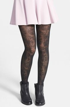 BP. Lace Tights (Juniors) available at #Nordstrom