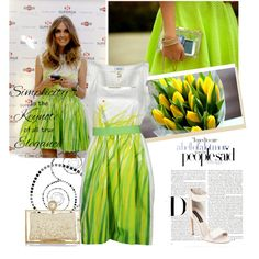 """""""Moschino dress"""" by sarapires on Polyvore"""