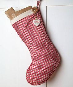 personalised alpine stocking by santa sacks | notonthehighstreet.com