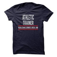 ATHLETIC TRAINER - real job T Shirt, Hoodie, Sweatshirt