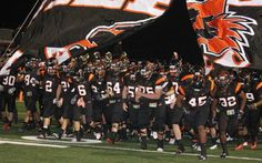Aledo Bearcats! High school football.