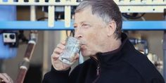 "A un Click | #Tecnología: Impresionante máquina de Bill Gates que transforma ""heces"" en agua potable"