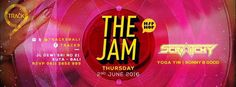 HipHop Party on THURSDAY? Let's Down for THE JAM with Me