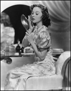 Susan Hayward, 1940s