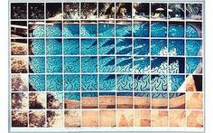 david hockney pools - Google Search