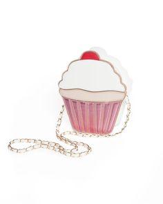 Cupcake Purse in Pink