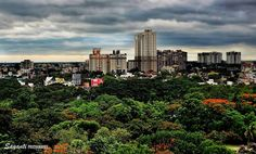 monsoon clouds over south kolkata West Bengal, Kolkata, Monsoon, Seattle Skyline, San Francisco Skyline, Clouds, Travel, Viajes, Traveling