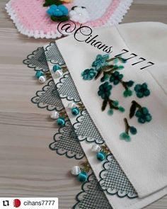 Sipariş ve bilgi için 👉@cihans7777 #Repost @cihans7777 • • • Bismillah Veee bi yenilik yapmak çok tatlı oldu sanki 😍😍yeni merak lar ben bu… Cross Stitch Embroidery, Hand Embroidery, Stylish Mens Fashion, Needle Lace, Thread Work, Crochet, Diy And Crafts, Make It Yourself, Sewing