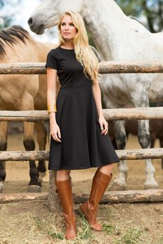 Kayla Dress | Timbers & Twine Collection by Shabby Apple