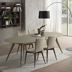 Elegance Extendable Table by Fabio Rebosio - Shop Pacini & Cappellini online at Artemest