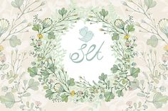 Spring by marushabelle on Creative Market