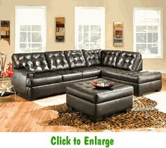 Caprice Truffle 2 Piece Sectional By Simmons At Furniture Warehouse The 399 Sofa Store
