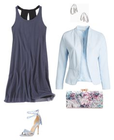 """""""Mismo vestido, diferentes outfit"""" by euge-guichal on Polyvore featuring moda, Title Nine, Ted Baker, Dorothy Perkins, Blu Pepper y plus size clothing"""